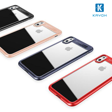 [KAYOH] For iPhone 8 case,Phone Accessories Mobile Case PC TPU Silicone Universal Cell Phone Case For iPhone 8