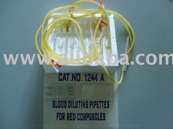 RBC & WBC Blood Diluting Pipette