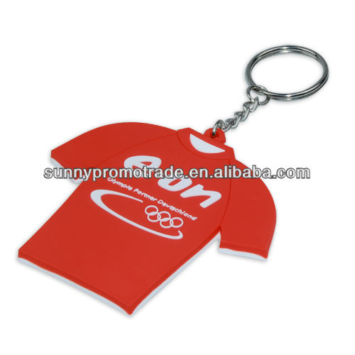 Custom Stylish 2D/3D Soft PVC Key Chain