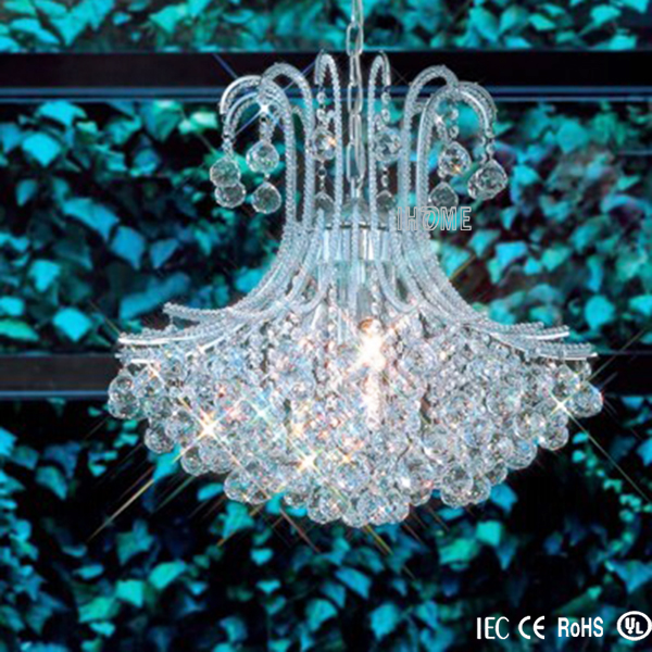 Modern Crystal Pendant Chandelier Lighting