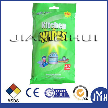 Customized soft private label screen wipes factory