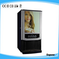 3 Flavors Instant Coffee Vending Machine with CE Approval SC-7903