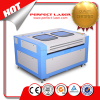 ceramic tile laser engraving cutting machine for Leather / Acrylic / Plastic / Wood / Cloths / Garment