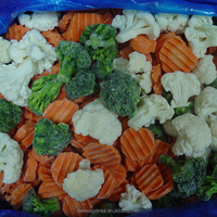 Frozen style fresh Chinese mixed vegetables 2015