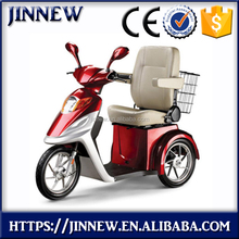 60V 800W brushless electric tricycle for handicapped