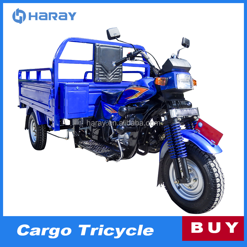 Wholesale Top Shock Absorber 200cc Cargo Tricycle in Phillipines