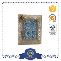 Unique gifts indoor craft baby photo frame for newborn baby gifts