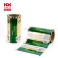Plastic Printed Laminated Packing Film Roll For Snack