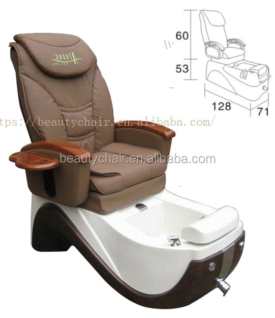 Salon Spa Kneading Massage Foot Bath ...