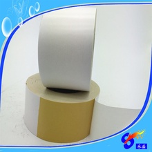 Heat resistant paper double sided tape