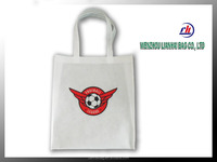 Heat seal non-woven promotional bag with cusomized logo