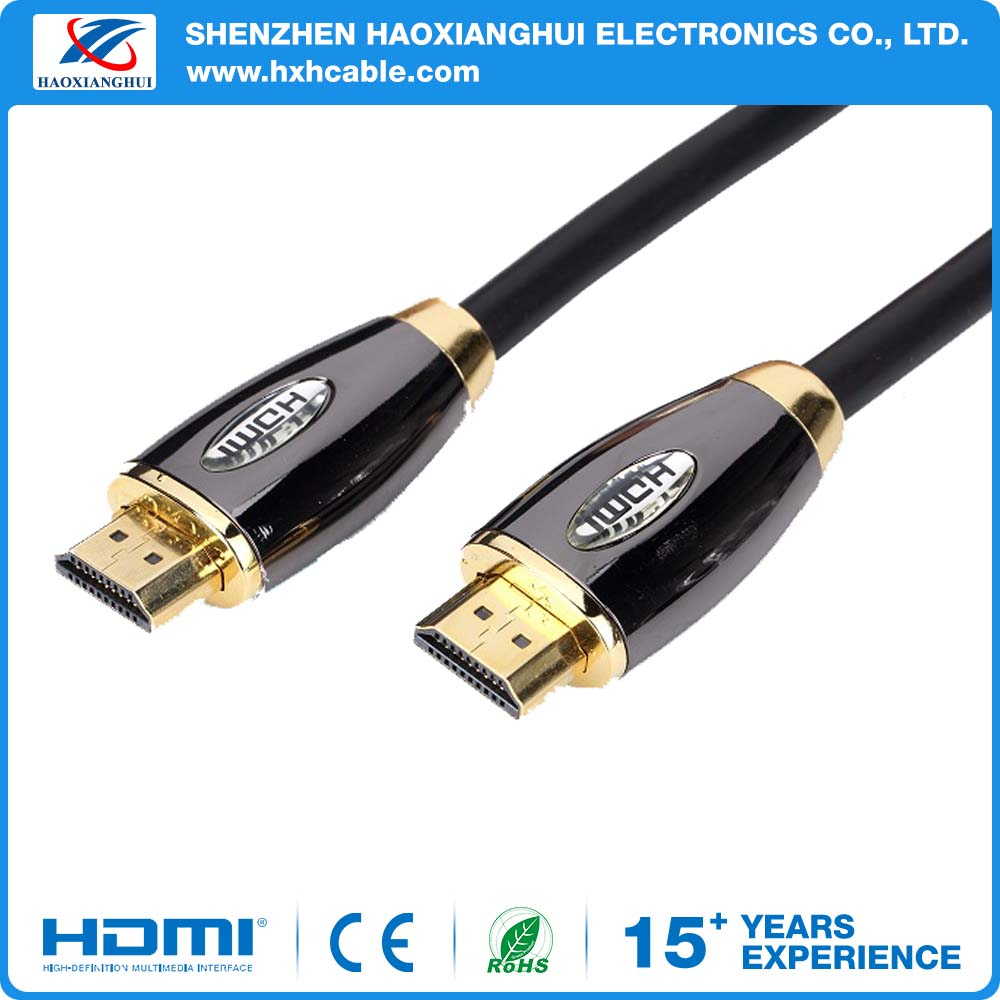 Wholesale colorful computer hdmi cable 1.5m male to male