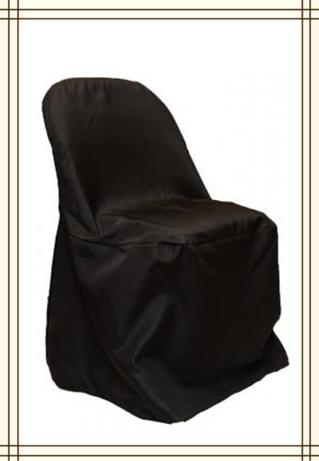 wedding hotel banquet satin chair cover
