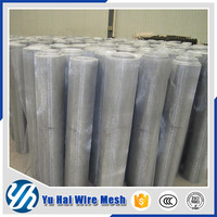 galvanized iron square chicken wire mesh
