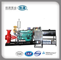 Diesel Irrigation Water Pumps KY-XBC Small Industrial Project