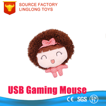 shenzhen toy factory stuffed USB mice pad plush heating warm mouse pads Girl USB Gaming Mouse pad