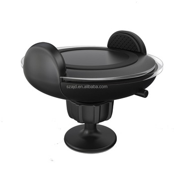 universal qi wireless Charger car holder for smartphone