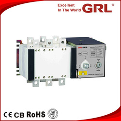 HGLD-400/3 Isolate double - power negative and electric automatic transfer switch
