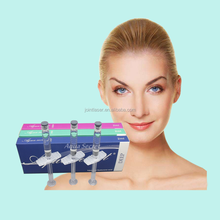China supplier aesthetic medical wrinkle filler injections cost