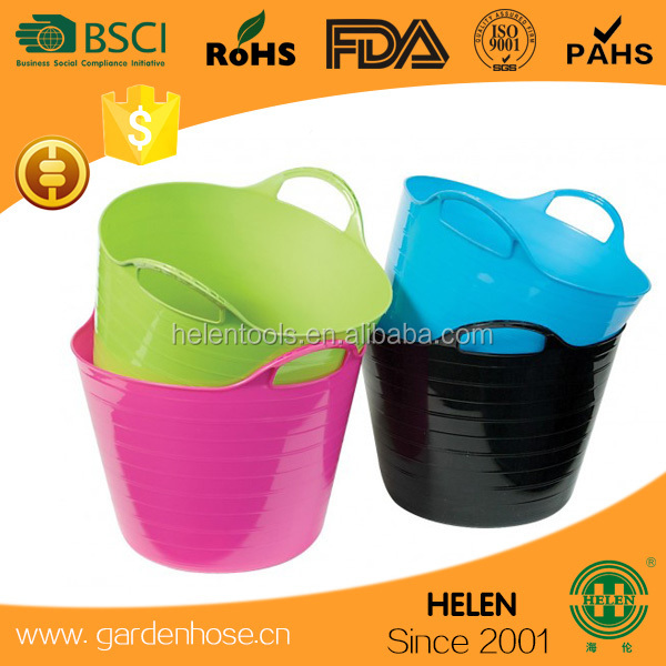 OEM and ODM Plastic Ice Bucket, Fishing bucket with lower price, customized material and logo