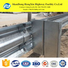 Galvanized W BEAM Guardrail dimensions