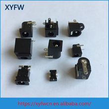 Hot Sale 2.0Mm Center Pin Dc Power Jack 5.5Mm*2.1Mm