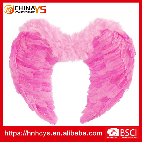 Handmade Large Feather Angel Wings for Party Wholesale