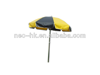 High Quality printing Beach Umbrella For Advertising Promotion