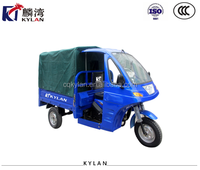KYLAN 150CC High Quality Truck/ Cargo Motorcycle / Tricycle/ Three Wheeler with Cabins
