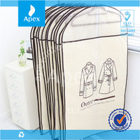 Customized non woven hanging garment bag