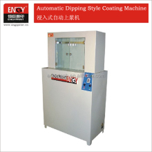 Automatic dip emulsion coating machine