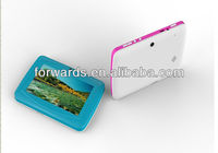 Wholesale! Kids Tablet pc Allwinner A13 Dual Camera WIFI 512MB/4GB Android 4.0