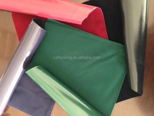 Nylon flocking pvc