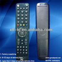 VU+ remote control for VU+ duo VU+ solo Cloud-ibox universal remote control Openbox S6000HD satellite receiver