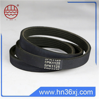 Excellent Oil-proof CR EPDM Material Polyester PH Ribbed Belt