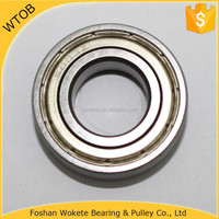 High Speed Small Friction 6003 Single Row Double Row Series Deep Groove Ball Bearing Quality Assured
