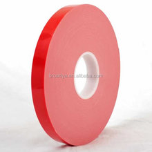 Auto acrylic adhesive custom 1mm thick mounting foam tapes