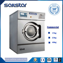 Commercial / industrial laundry product washing and dryer machine