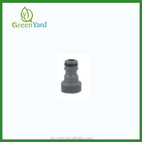 3/4' BSP cheap Male plastic Adaptor connector 6101