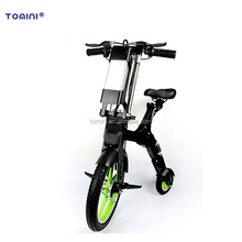 China factory wholesale 250W foldable adult electric bike