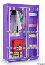 assemble fabric wardrobe
