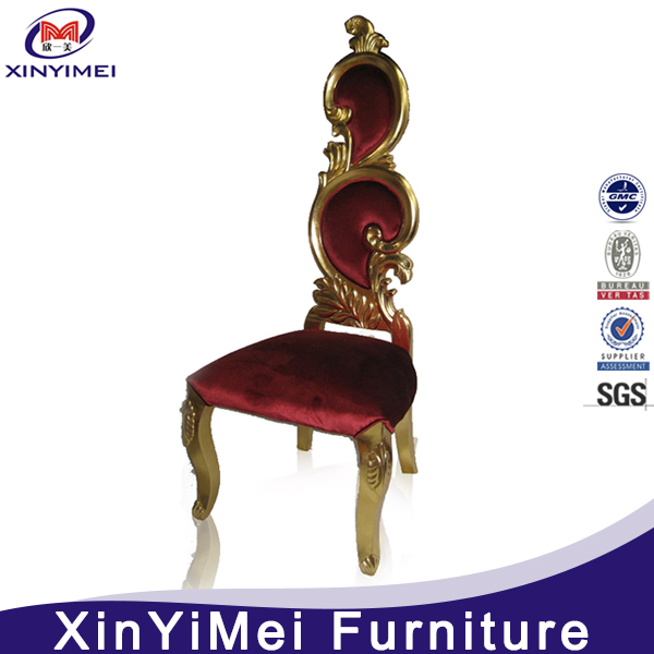 Brand new design antique throne chairs