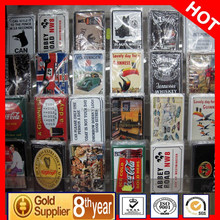 decorative tin signs wholesale,tin sign wall hanging metal sign,embossed tin signs MIX moq:100pcs