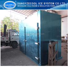Walk incold room contain audxary materials Chiller/Freezer /Blast Room