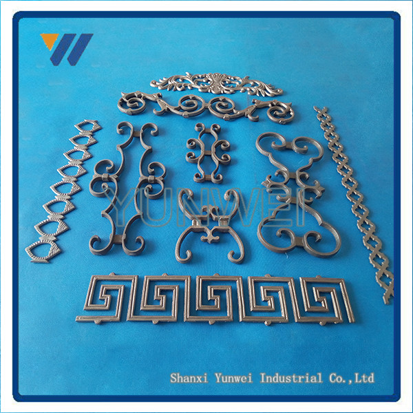 Hot Sales High Quality Most Popular 6336 Antique Used Exterior Wrought Iron Railings