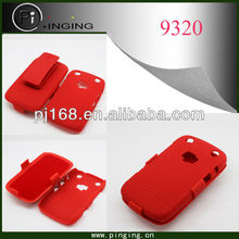for blackberry curve 9320 case, belt clip holster cover