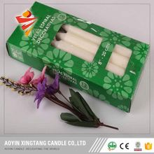Best Professional All Normal Sizes Cheaper Stick Cheap White Candle For Dinner Decoration
