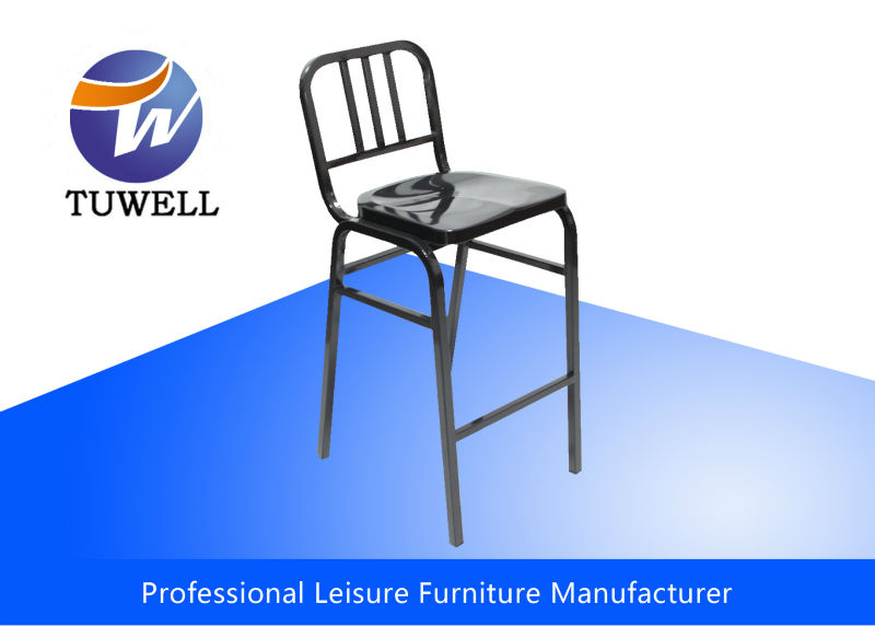 TW9009-L Iron barstool / Steel barstool / Dining Chair / Modern Restaurant Chair / Coffee Chair