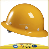 hot selling open face safety helmet with chin strap