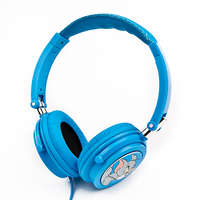 Tom style cute funny children headphone MP3